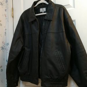 Timothy Daniels 100% Genuine Leather Jacket